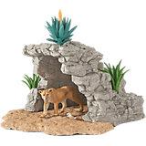 Schleich Wildlife: 42256 Playset Höhle