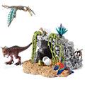 Schleich Saurier: 42261 Dinosaurierset mit Höhle