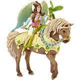 Schleich Elfen: 70504 Surah in festlicher Kleidung, reitend