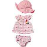 BABY born Puppenkleidung Baby Girl Collection, Hut pink