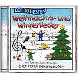 CD Die 30 besten Weihnachts- und Winterlieder