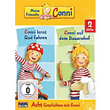 DVD Meine Freundin Conni - 2er DVD Box (1+2)