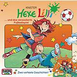 CD Hexe Lilli - und das verzauberte Fußballspiel