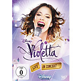 DVD Violetta - Live in Concert