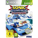 XBOX360 Sonic All-Stars Racing Transformed