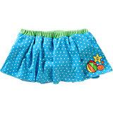 FASHY Baby Windel-Badehose mit Röckchen für Mädchen