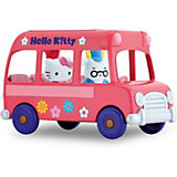"""Игровой набор """"Школьный автобус"""" Hello Kitty, Blue Box"""