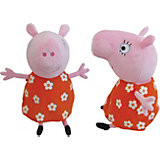 "Игрушка  ""Мама свинка в платьице"", 30 см, Свинка Пеппа"