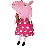 """Игрушка  """"Пеппа в пижаме"""", 40 см, Свинка Пеппа"""