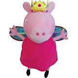 """Игрушка  """"Пеппа принцесса"""", 40 см, Свинка Пеппа"""