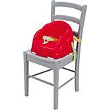 Babystuhlsitz Easy Booster, red dot