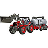 "RC Traktor ""Farm Tractor Plus II"" mit Anhänger"