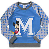 DISNEY MICKEY MOUSE & FRIENDS Sweatshirt für Jungen