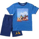 YAKARI Set T-Shirt + Sweatshorts für Jungen