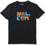 VOLCOM T-Shirt REFLECT für Jungen Organic Cotton