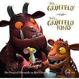 CD Der Grüffelo & Das Grüffelokind (Hörspiel zum Film)