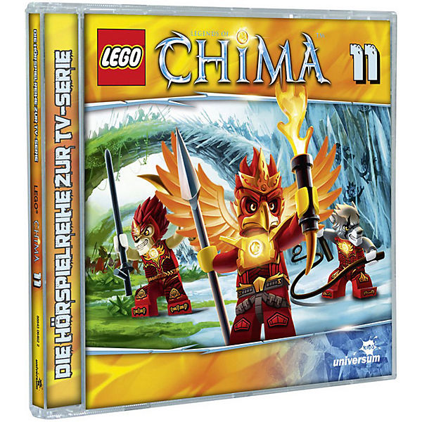 CD LEGO: Legends of Chima 11