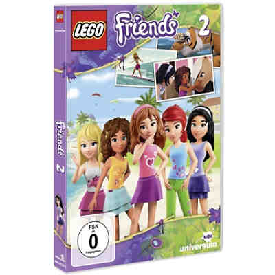 DVD LEGO Friends 02