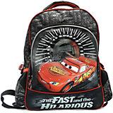 """Ортопедический рюкзак """"Тачки"""", Disney Pixar"""
