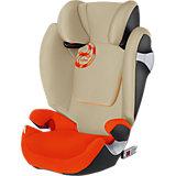 Auto-Kindersitz Solution M-Fix, Gold-Line, Autumn Gold, 2016
