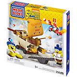 Mega Bloks Spongebob Schwammkopf Burgermobil