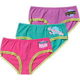 MONSTER HIGH Kinder Panties 3er-Pack