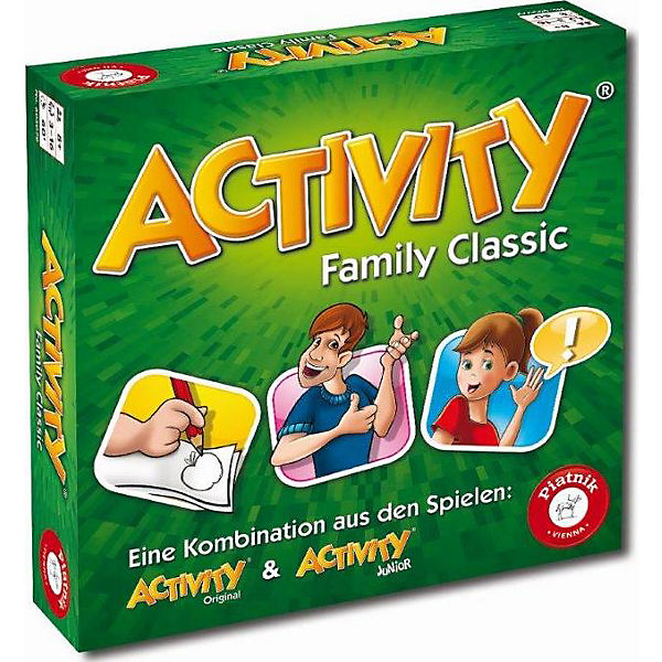 Activity Familiy Classic