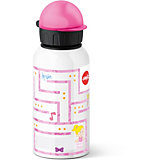 Emsa Trinkflasche Labyrinth Girl, 400 ml