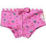 PRINZESSIN LILLIFEE Baby Badehose für Mädchen