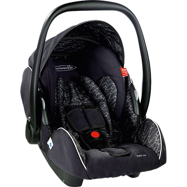 Babyschale Twin 0+, Midnight