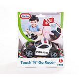 """Гоночная машина Touch n' Go """"Полиция"""",  Little Tikes"""