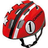 Fahrradhelm Pepe Red Race