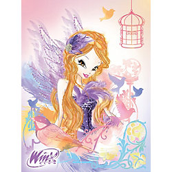 "Плед ""Fashion Stella"" 150*200, Winx Club"