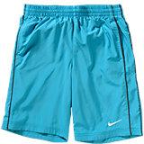 NIKE Shorts für Jungen, hellblau