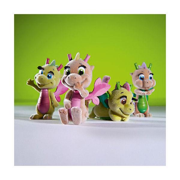 Фигурки дракончиков Safiras, 4 стихии, в ассортименте, Simba