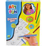 Art & Fun Button Art