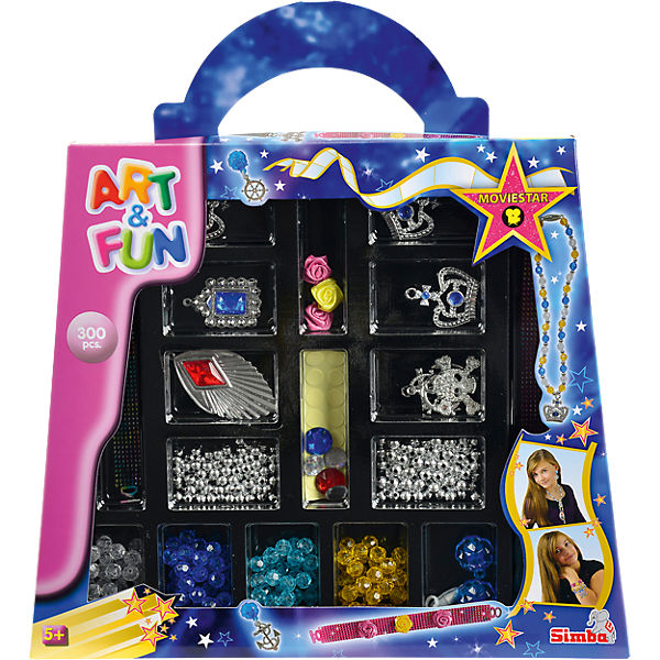 Art & Fun Moviestar Perlenset