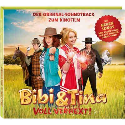 cd bibi  tina original soundtrack zum film, bibi und tina   mytoys