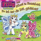 CD Filly 01- Das Rätsel im Blumenbeet / Wo ist nur die Zeit geblieben?