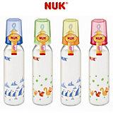 Бутылочка полипропиленовая (240 мл) с силиконовой соской, NUK