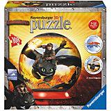 108 T. 3D Puzzle-Ball Dragons Drachenzähmen leicht gemacht