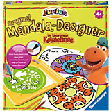 Mandala Designer® Junior Drache Kokosnuss