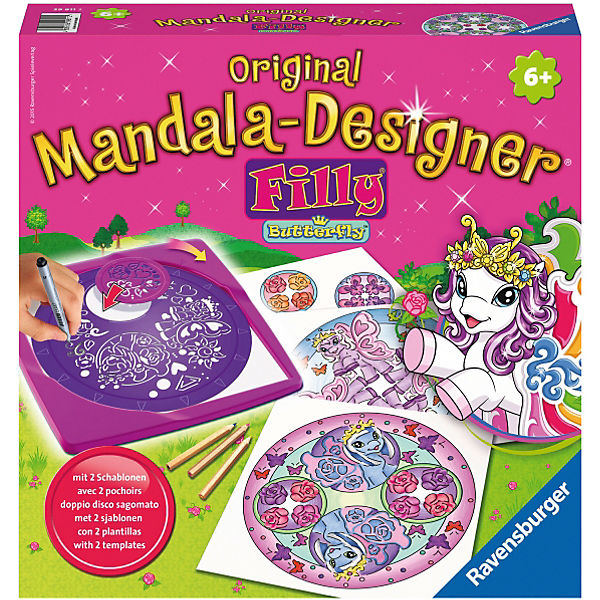 Mandala Designer® Midi Filly