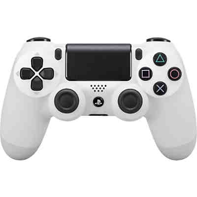 PS4 Dualshock Wireless Controller - weiß