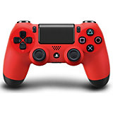 PS4 Dualshock Wireless Controller - rot
