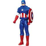 Титаны: Капитан Америка, Marvel Heroes