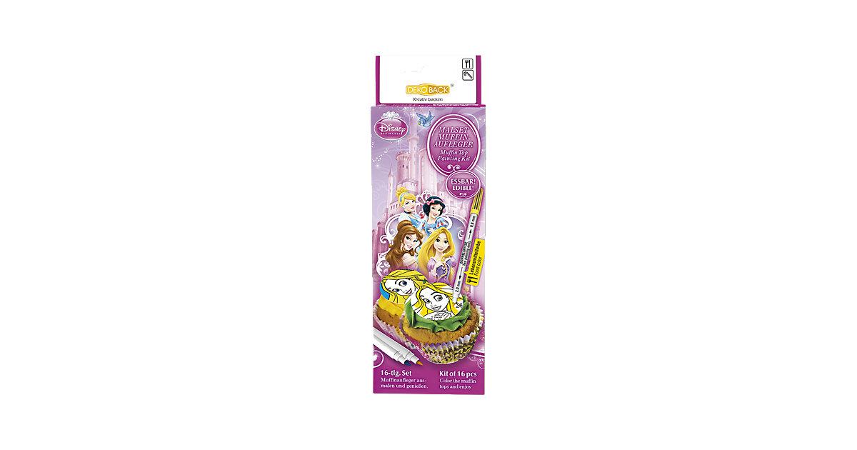 Muffin-Aufleger Malset Disney Princess