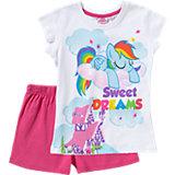 MY LITTLE PONY Schlafanzug für Mädchen