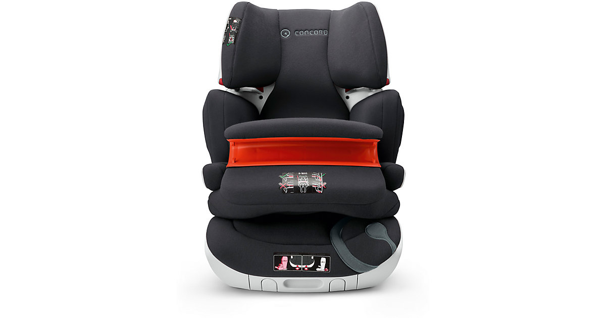 Auto-Kindersitz Transformer XT Pro, Raven Black, 2015 schwarz Gr. 9-36 kg