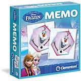Memo Game - Die Eiskönigin